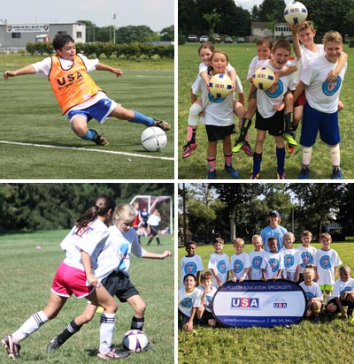 Soccer Classes & Camps