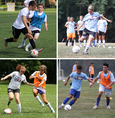 High School Soccer Camps